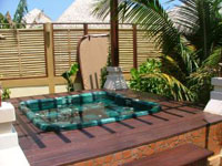 Outdoor Hot Tub Jacuzzi