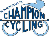 Champion Cycling logo.