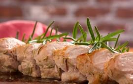 Bristo Aix Grilled Pork Loin