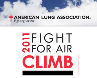 February 2011 Fight For Air Climb - Jacksonville