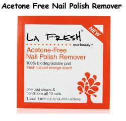 Acetone-Free Nail Polish Remover