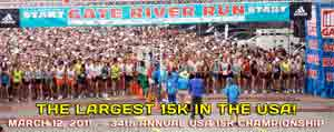 Gate River Run at the Start