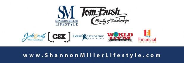 Shannon Miller's Walk Fit Program Sponsors