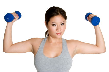 women weightlifting advantages