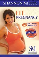 Shannon Miller Fit Pregnancy DVD cover