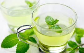 Mint tea - a natural remedy