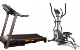 Treadmill versus Elliptica