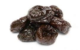 Dried plums - a natural remedy