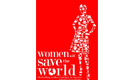 "Shannon Miller in ""Women Will Save the World!"""