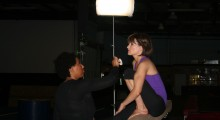 Shannon Miller Yoplait Shoot2