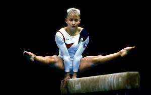 Shannon Miller, Olympic Gold Medal Gymnast