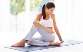 cardio yoga quickfire SML challenge