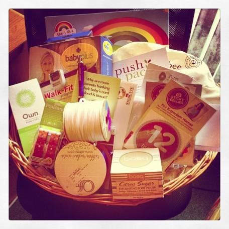 Shannon miller basket giveaway Disney Moms